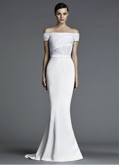 Nothing Is As Romantic A Wedding Dress With Sheer Sleeves Hints Of Lace And Some Beads Are Great Combination