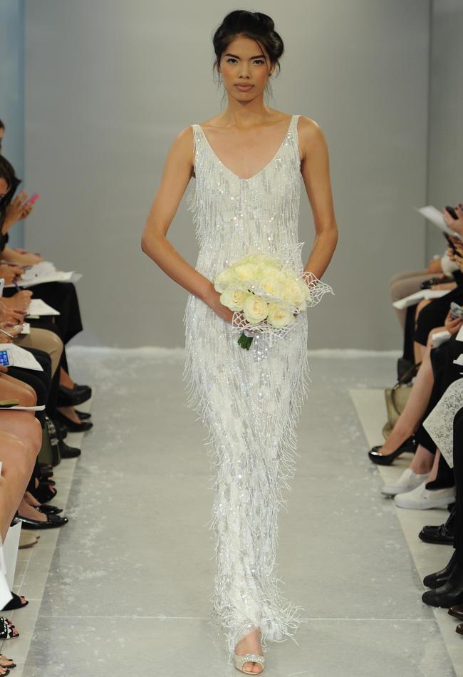 1920s Bridal Dress