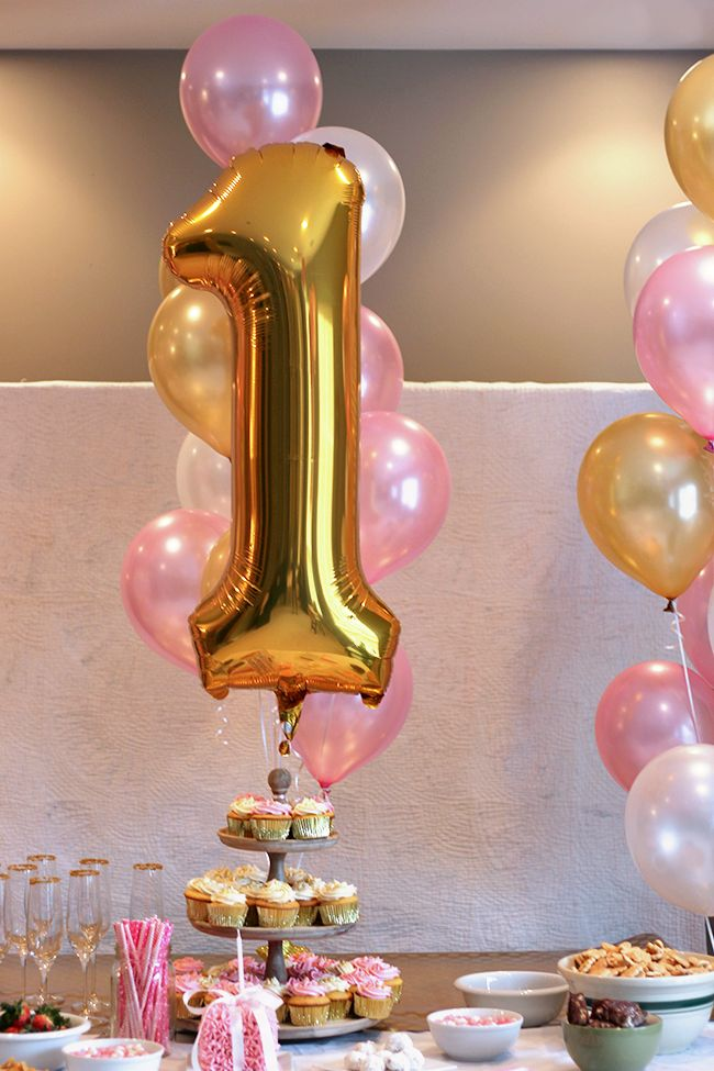 8 Easy Decors For Your Childs First Birthday Party Delegate