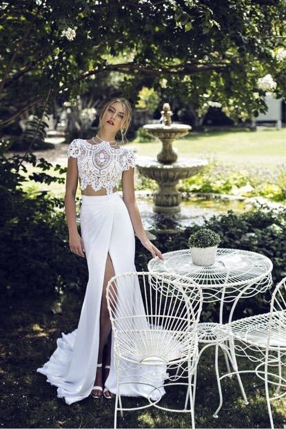 Modern Bride Separates Lace