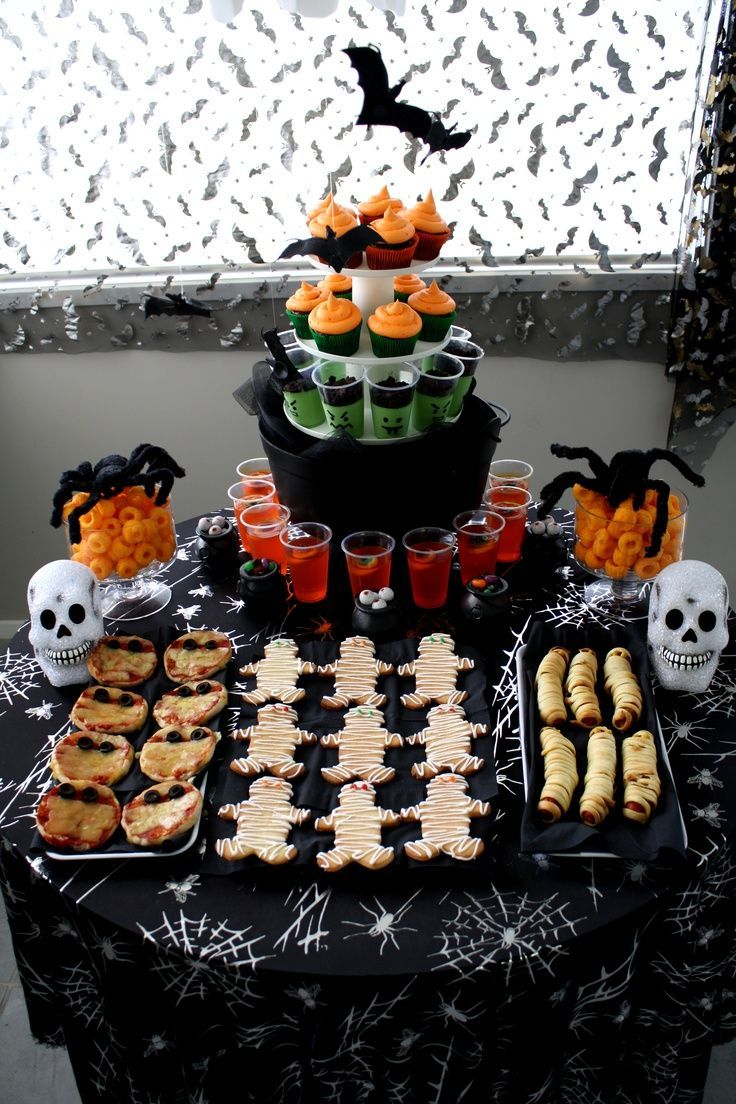 16 Inspirations For A Hair Raising Halloween Party Delegate