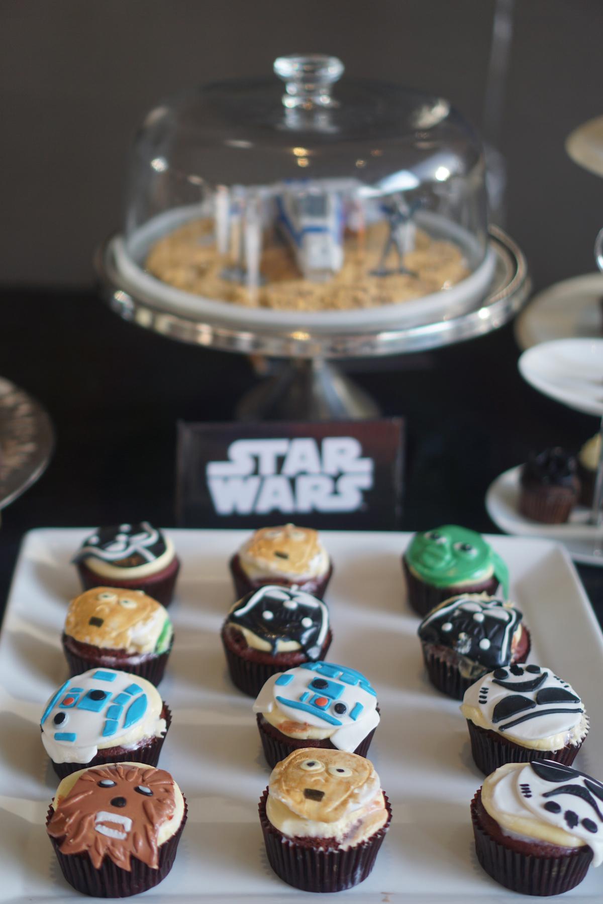 Lukes Skywalker Party-36