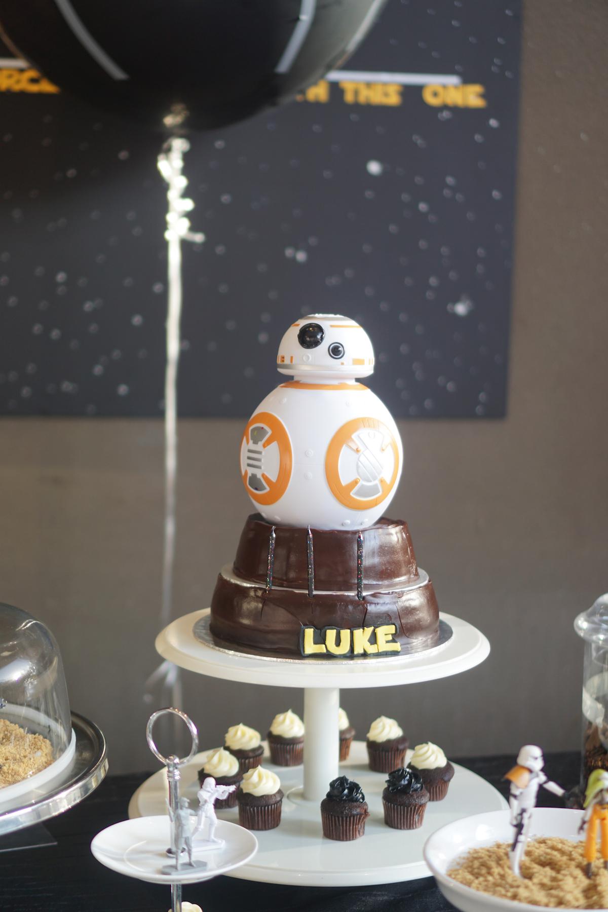 Lukes Skywalker Party-37