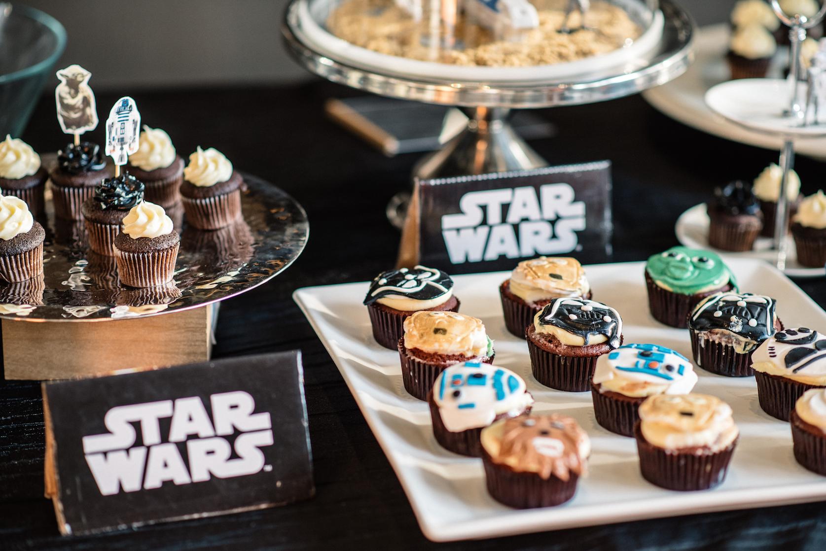 Lukes Skywalker Party-45