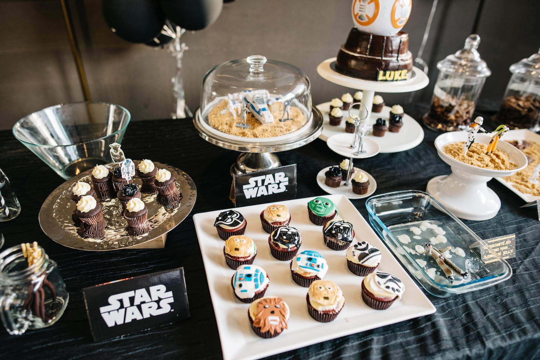 Lukes Skywalker Party-51
