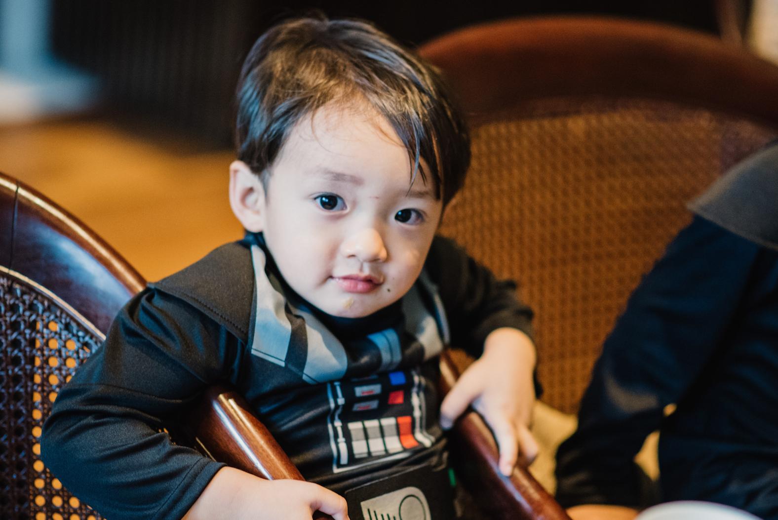 Lukes Skywalker Party-75