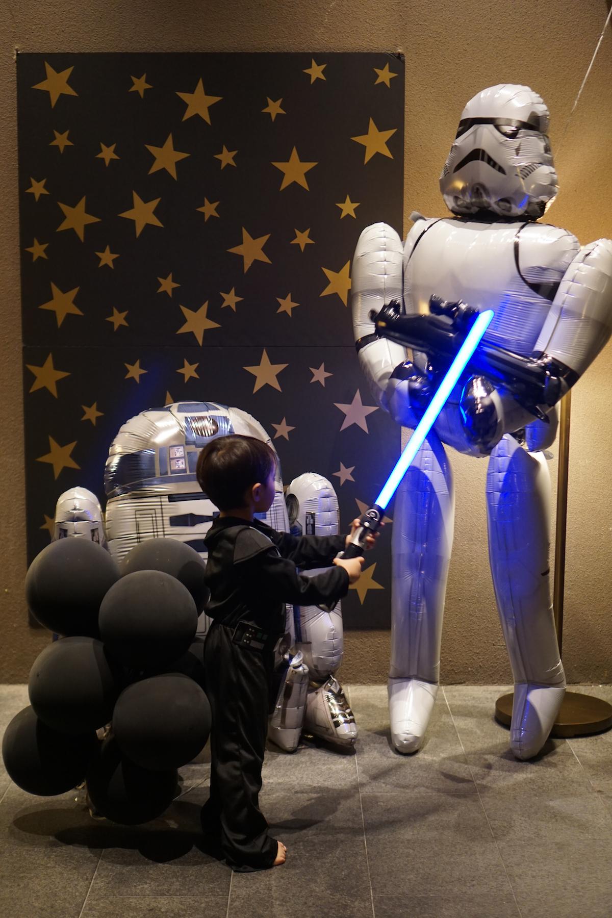 Lukes Skywalker Party-78