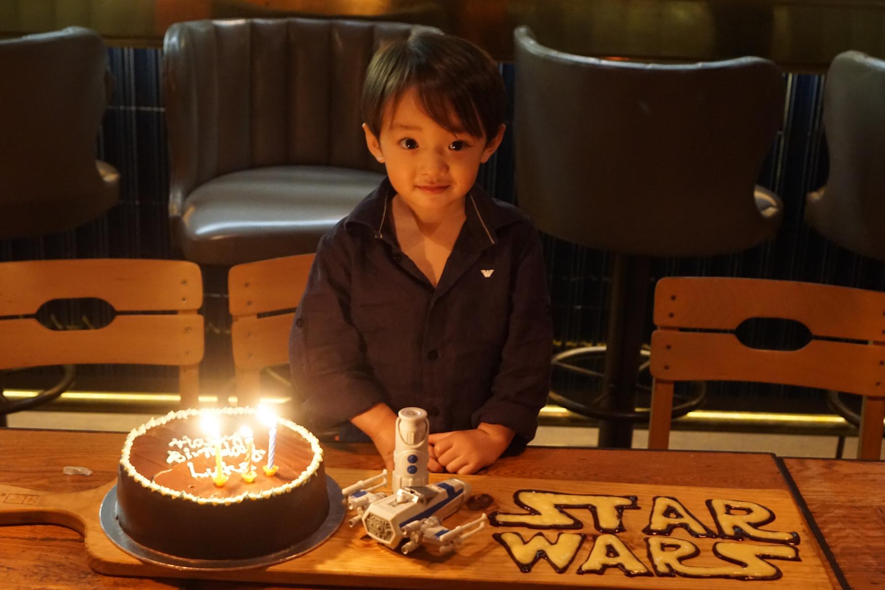 Lukes Skywalker Party-8