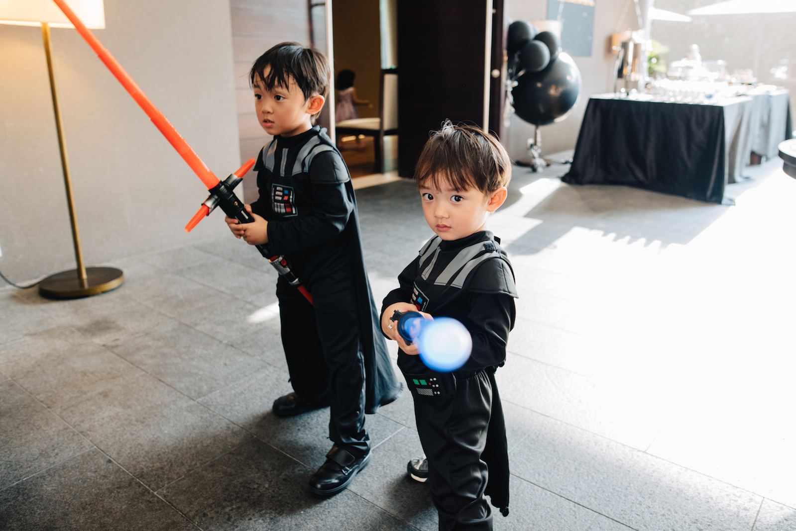 lukes star wars party for FB-21