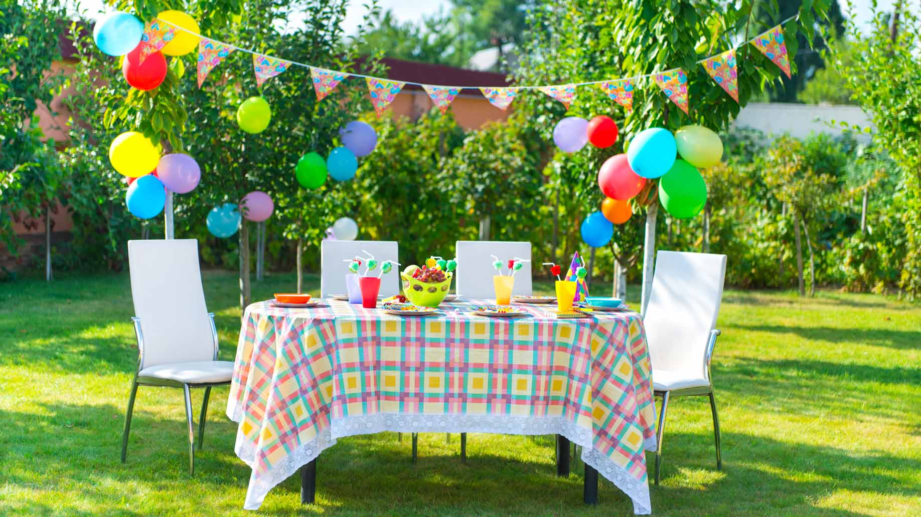 10 Outdoor Party Themes that Kids Will Love – Delegate