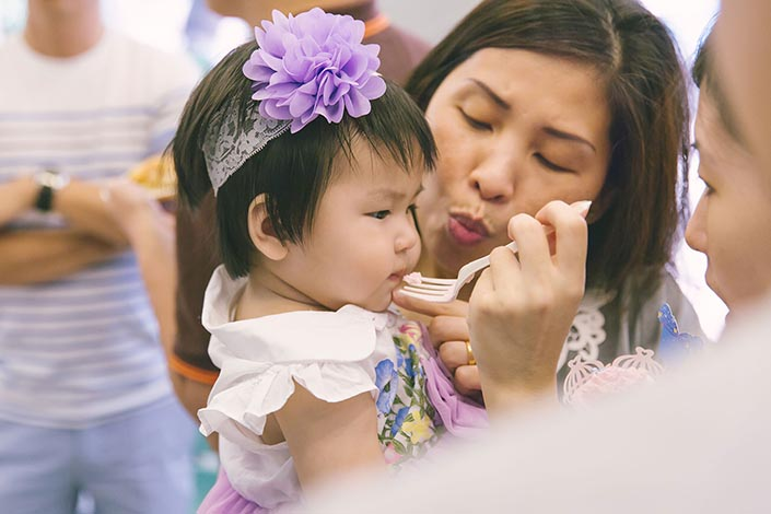 Fairytale Princess Themed 1 Year Old Birthday Party