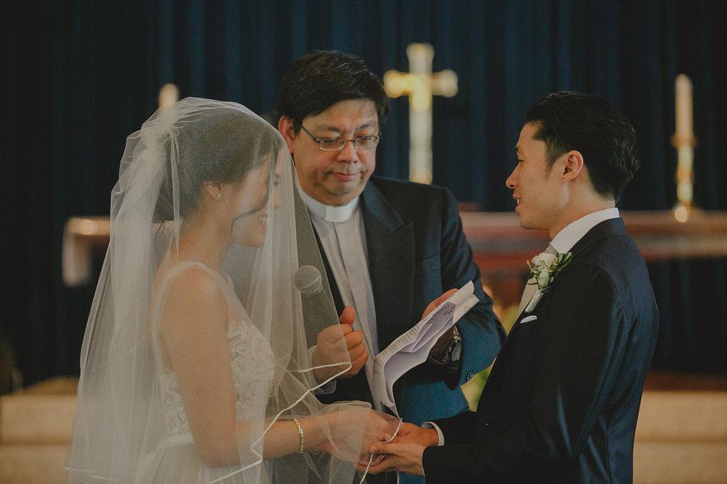 Jiayu & David's Wedding 13
