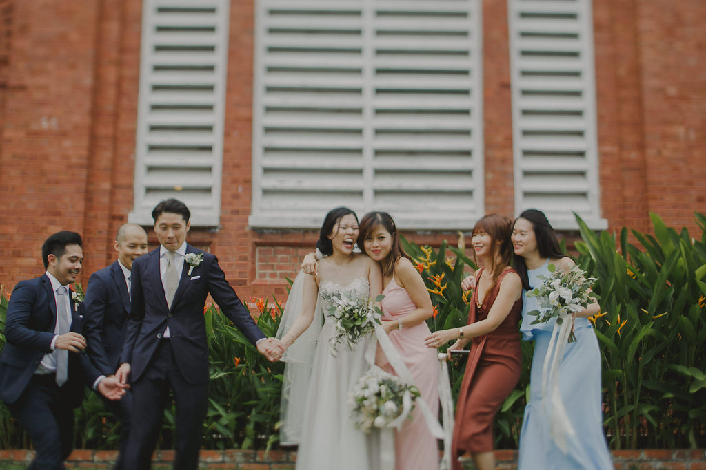 Jiayu & David's Wedding 17