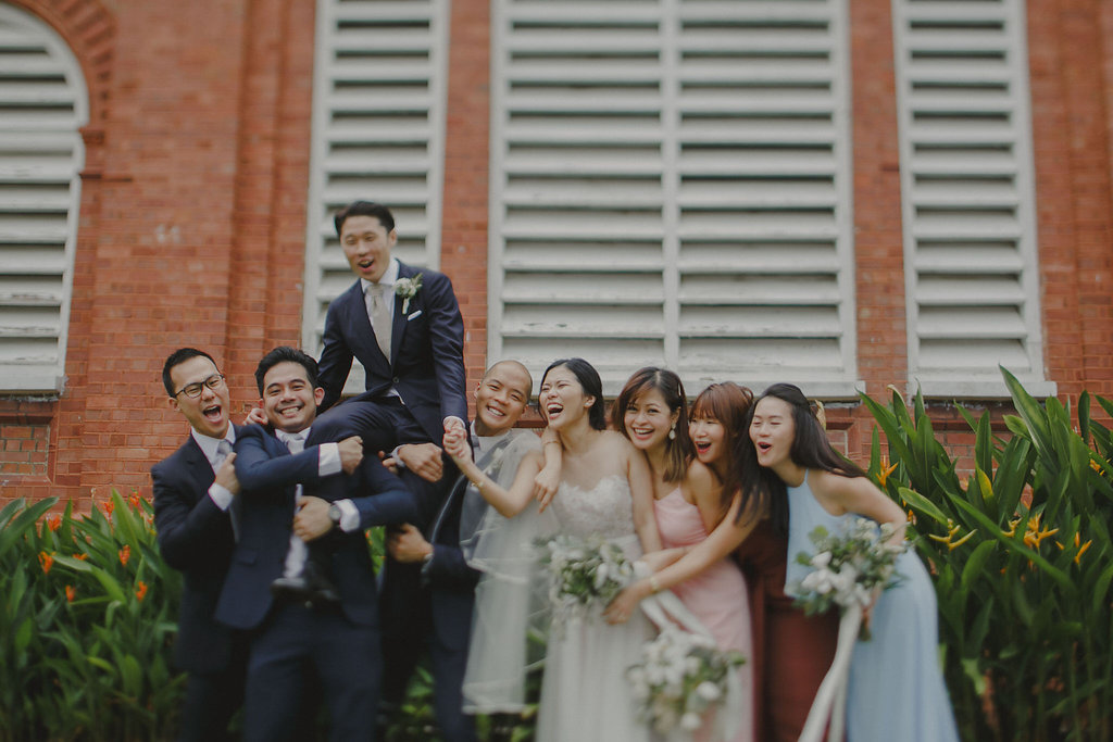 Jiayu & David's Wedding 18