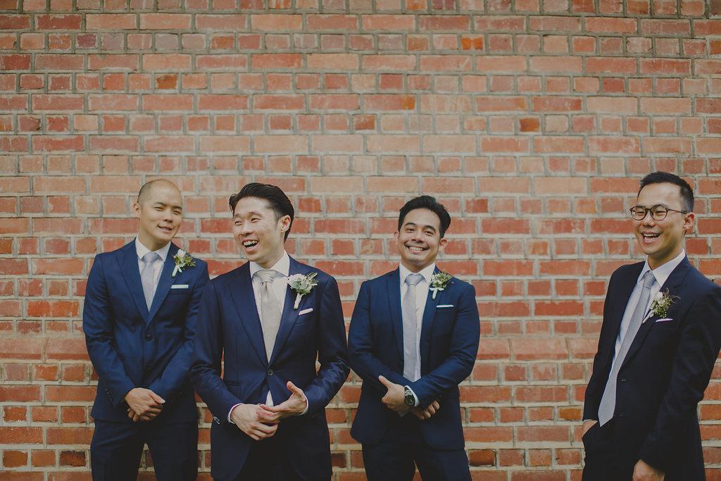 Jiayu & David's Wedding 20