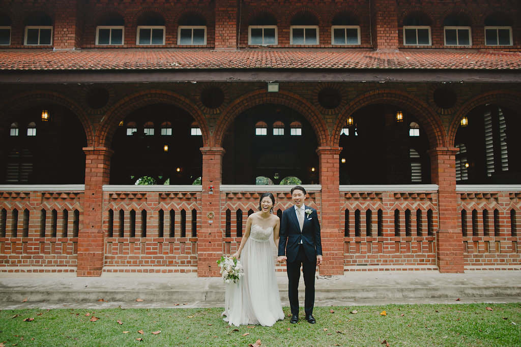 Jiayu & David's Wedding 21