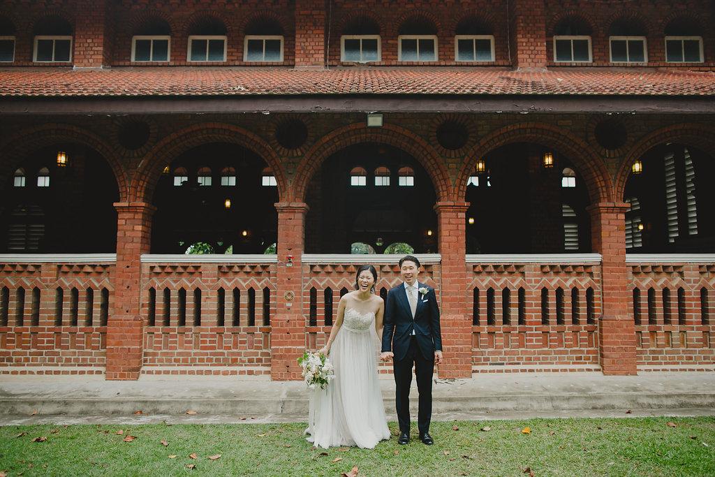 Jiayu & David's Wedding 21