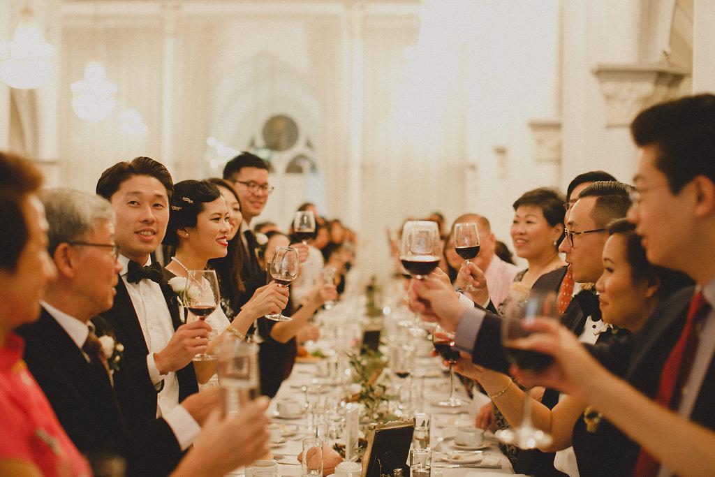 Jiayu & David's Wedding 28