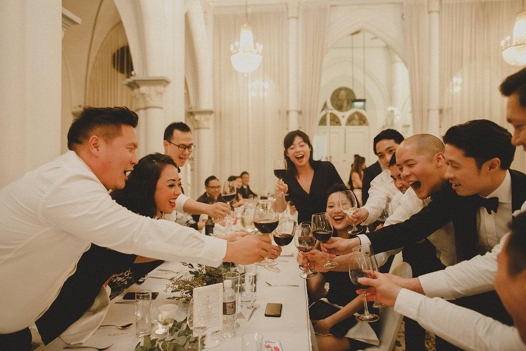 Jiayu & David's Wedding 32