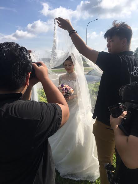 Jonathan & Siberia's Pre Wedding 10