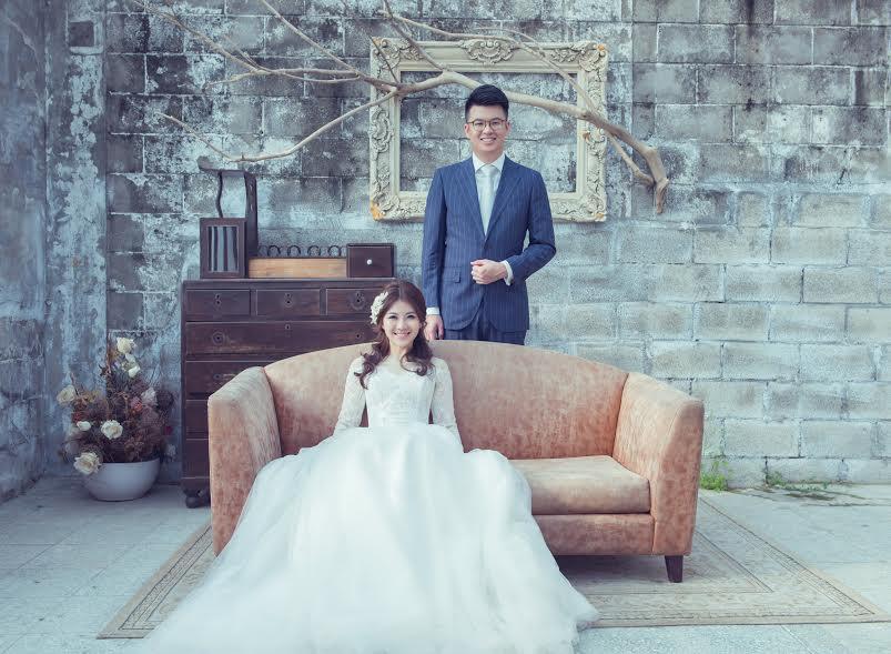 Jonathan & Siberia's Pre Wedding 3