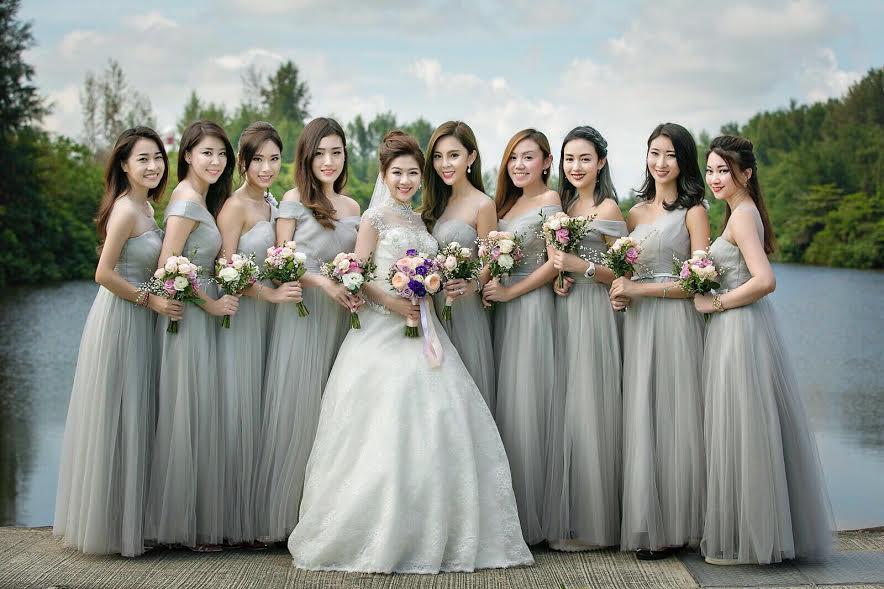 Jonathan & Siberia's Pre Wedding 4
