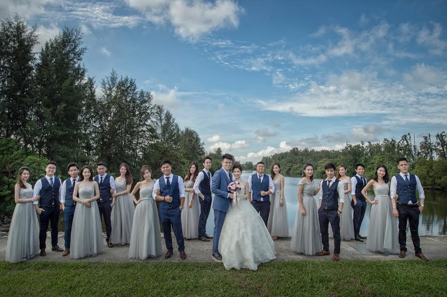 Jonathan & Siberia's Pre Wedding 5