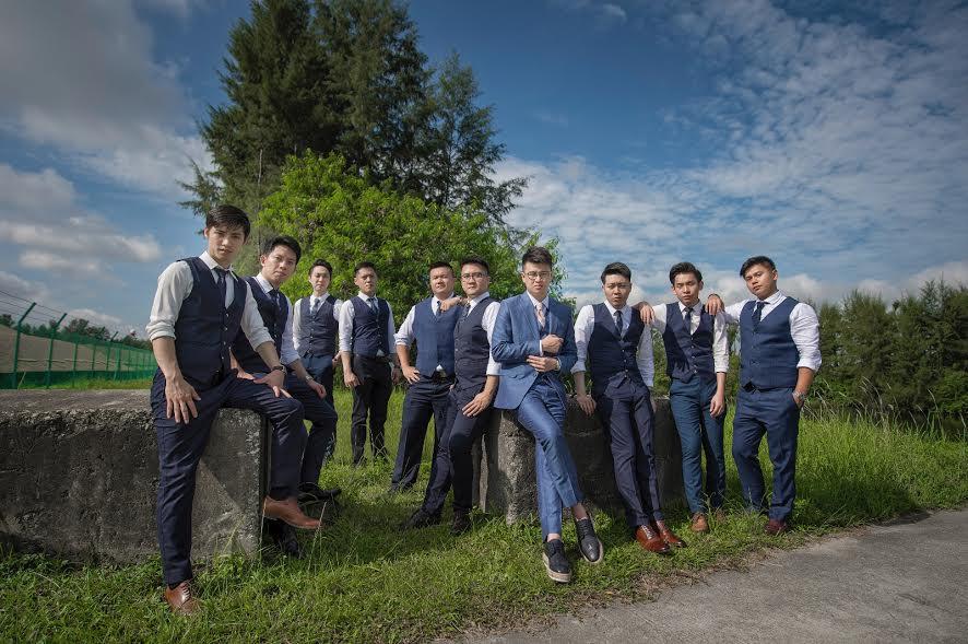 Jonathan & Siberia's Pre Wedding 7