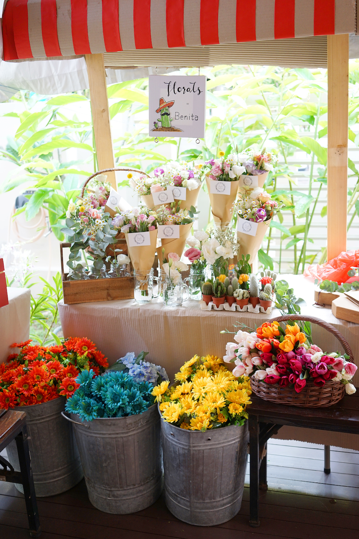 Natalie's Farmer's Market Birthday Party 17