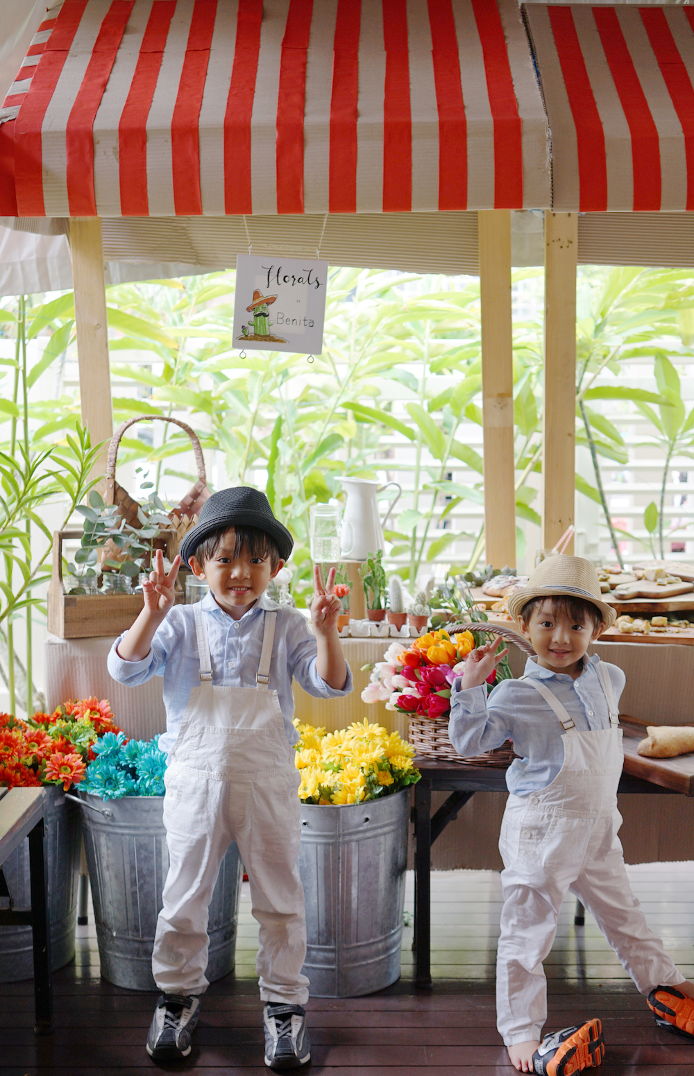 Natalie's Farmer's Market Birthday Party 18
