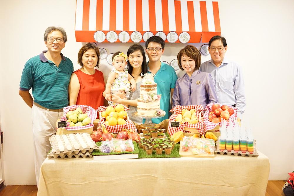 Natalie's Farmer's Market Birthday Party 7