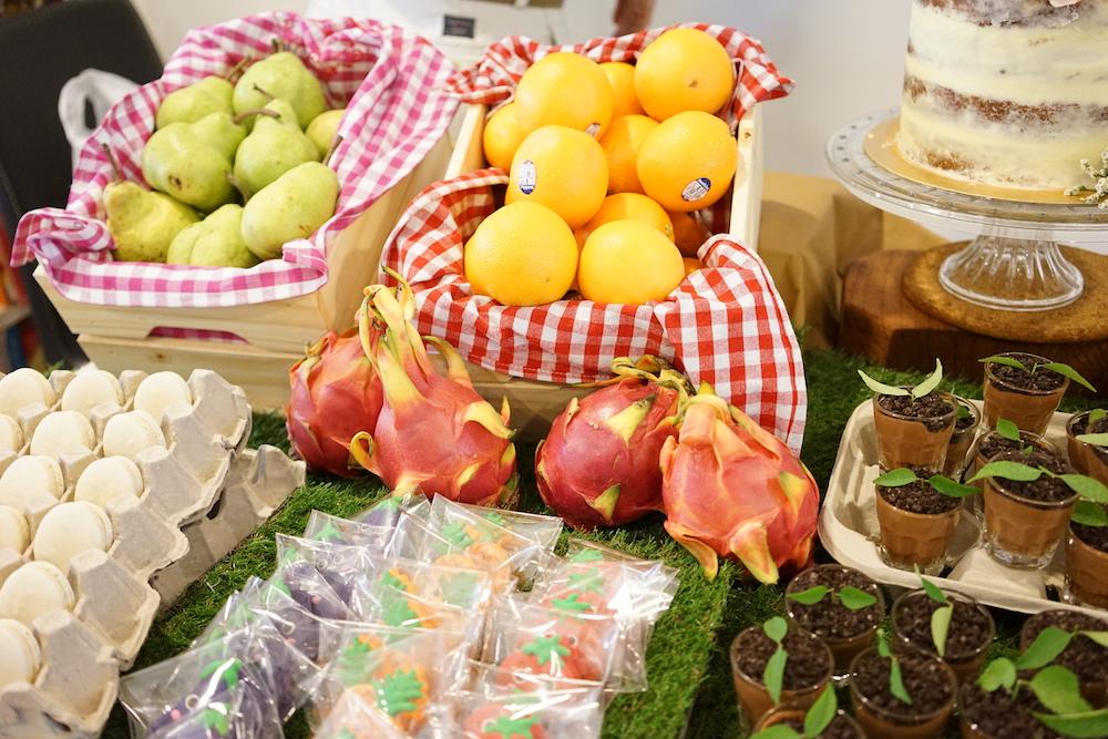 Natalie's Farmer's Market Birthday Party 8