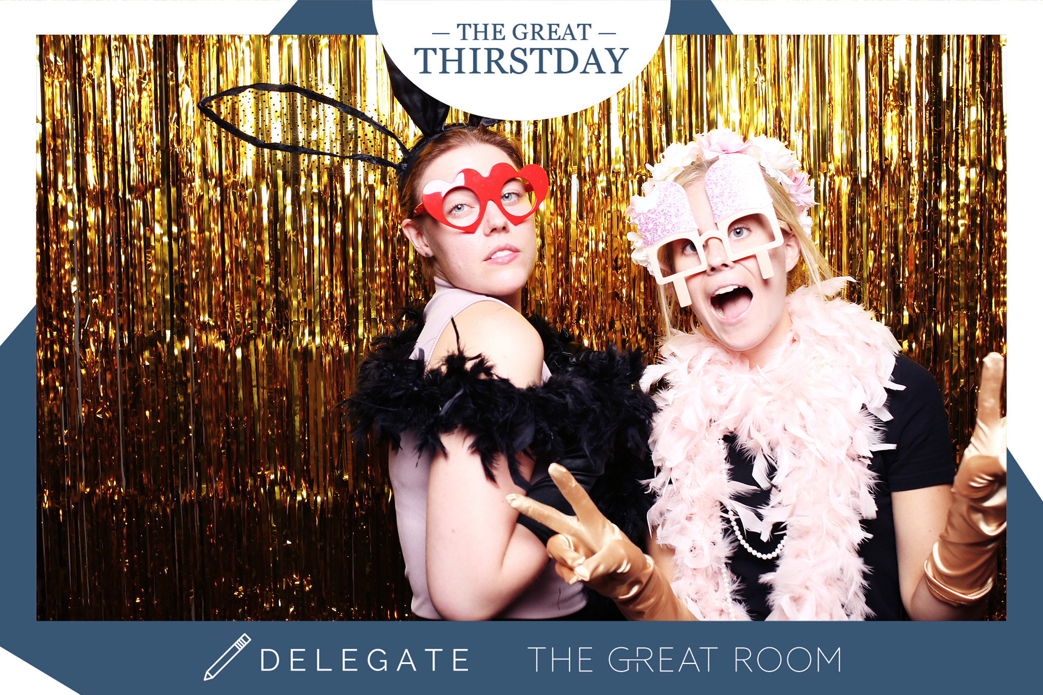 Delegate x The Great Thirstday12