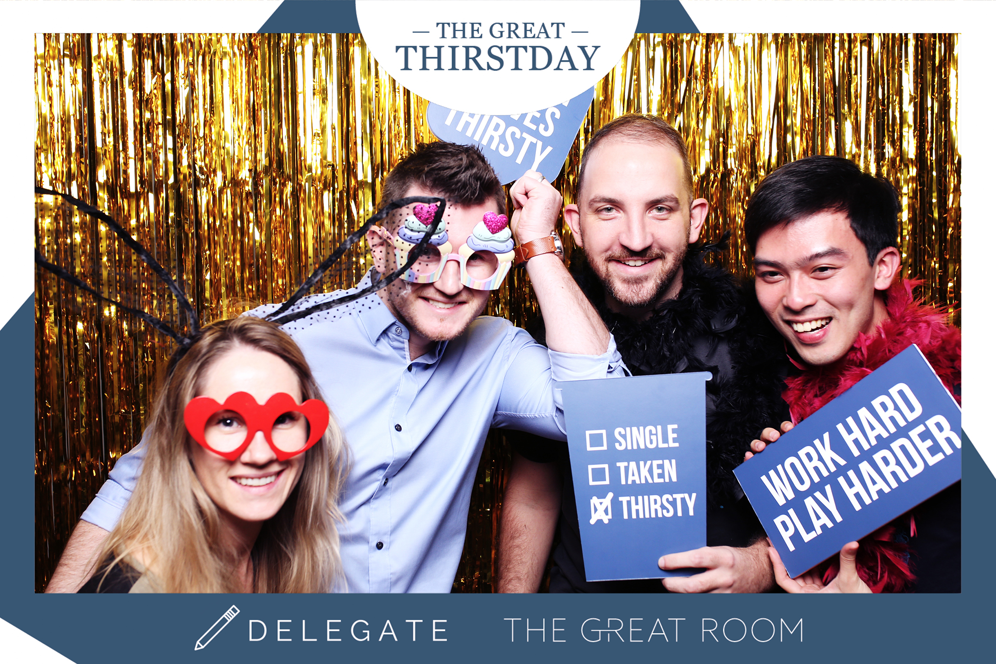 Delegate x The Great Thirstday13