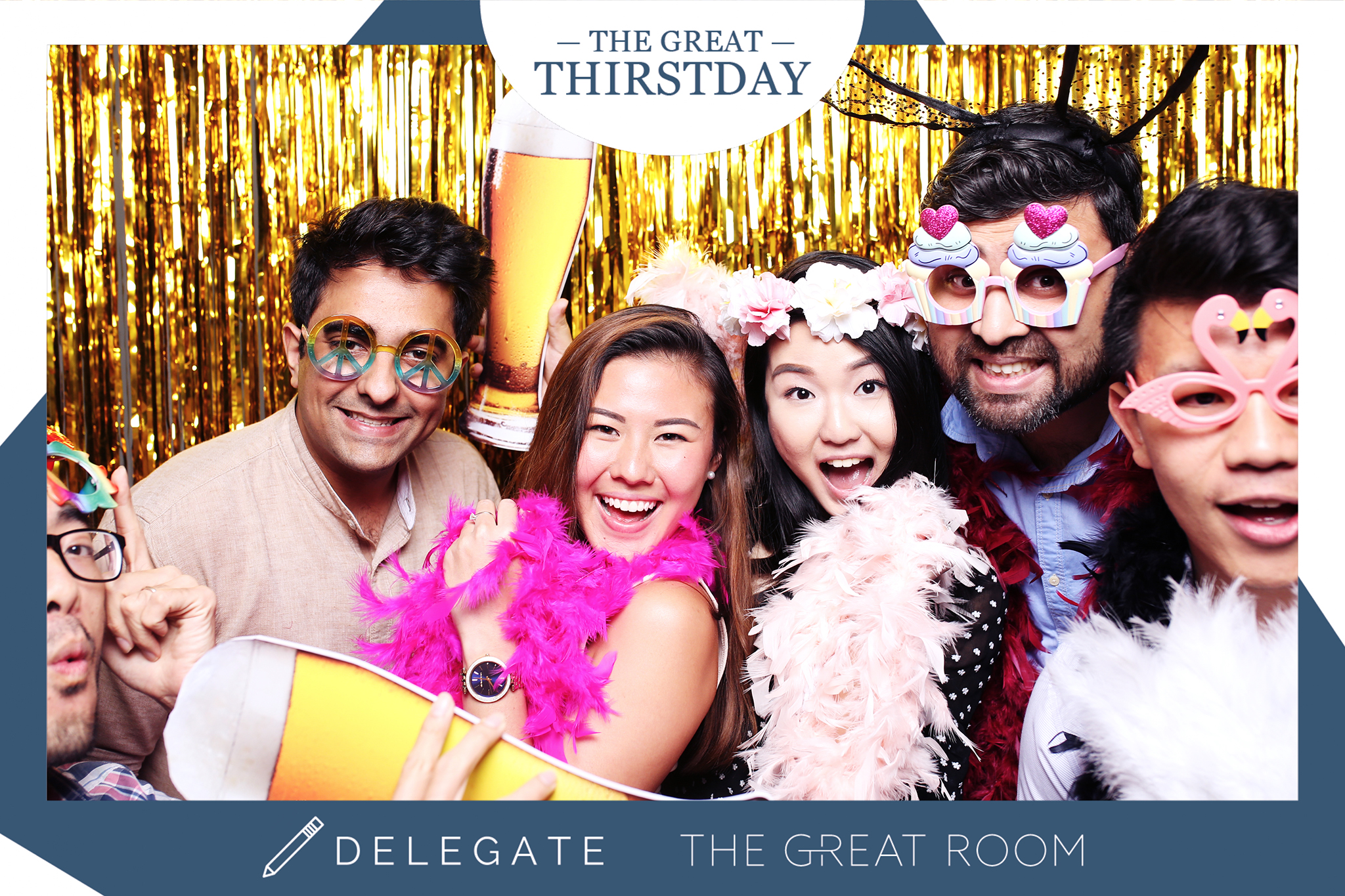 Delegate x The Great Thirstday14