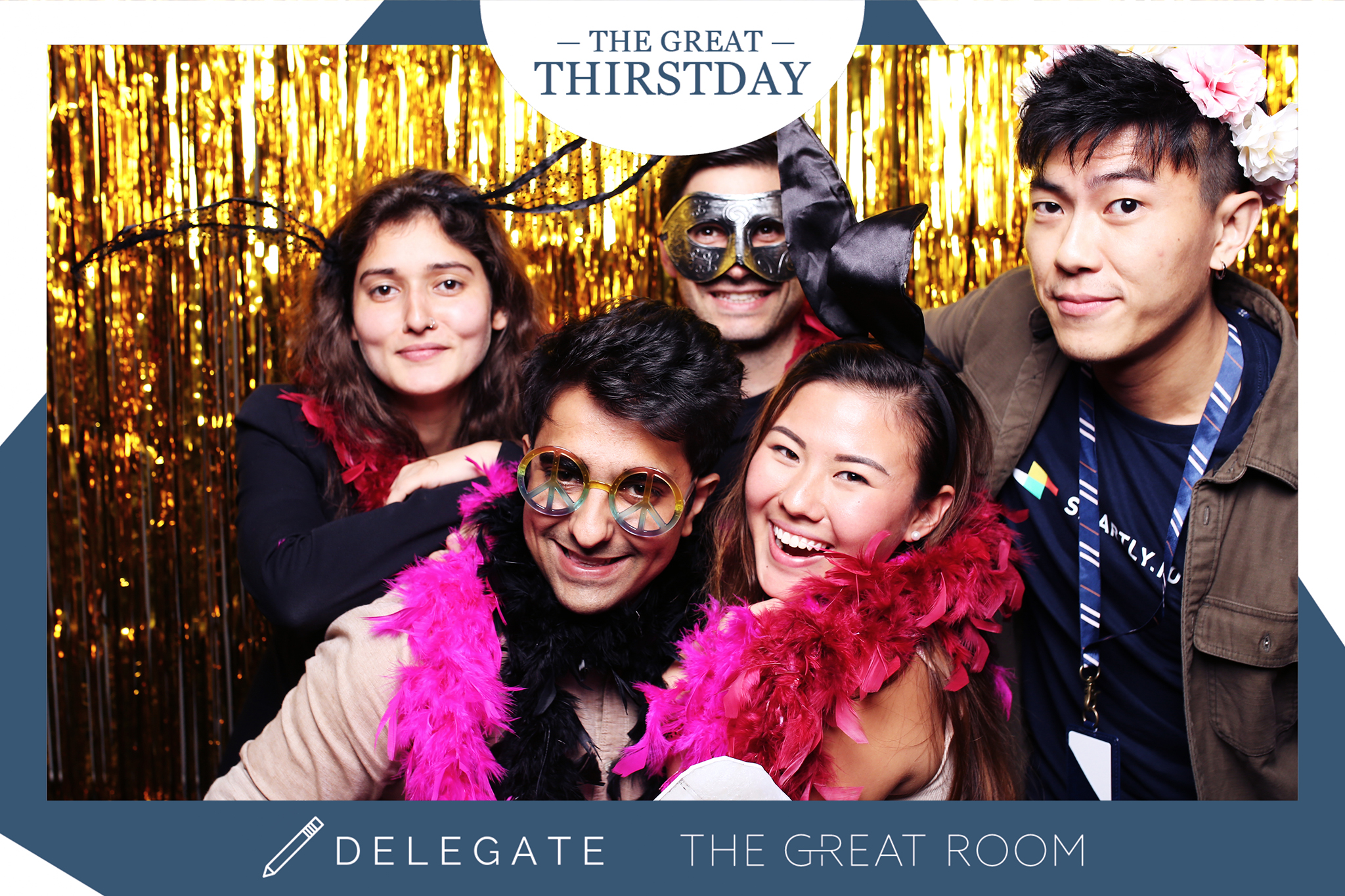 Delegate x The Great Thirstday15