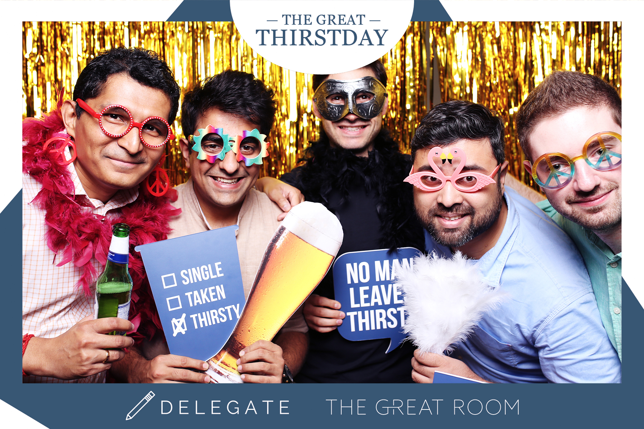 Delegate x The Great Thirstday16