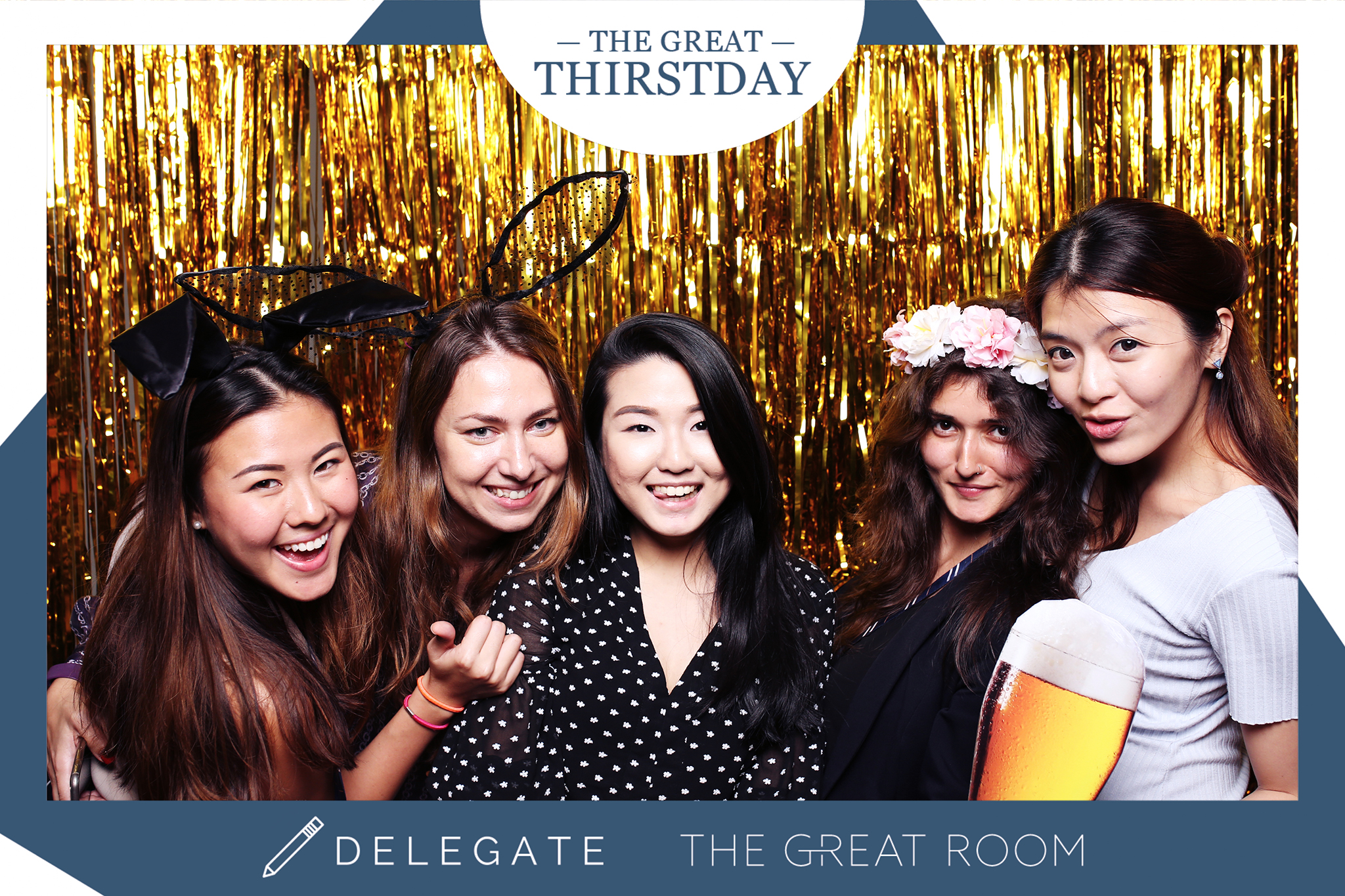 Delegate x The Great Thirstday17