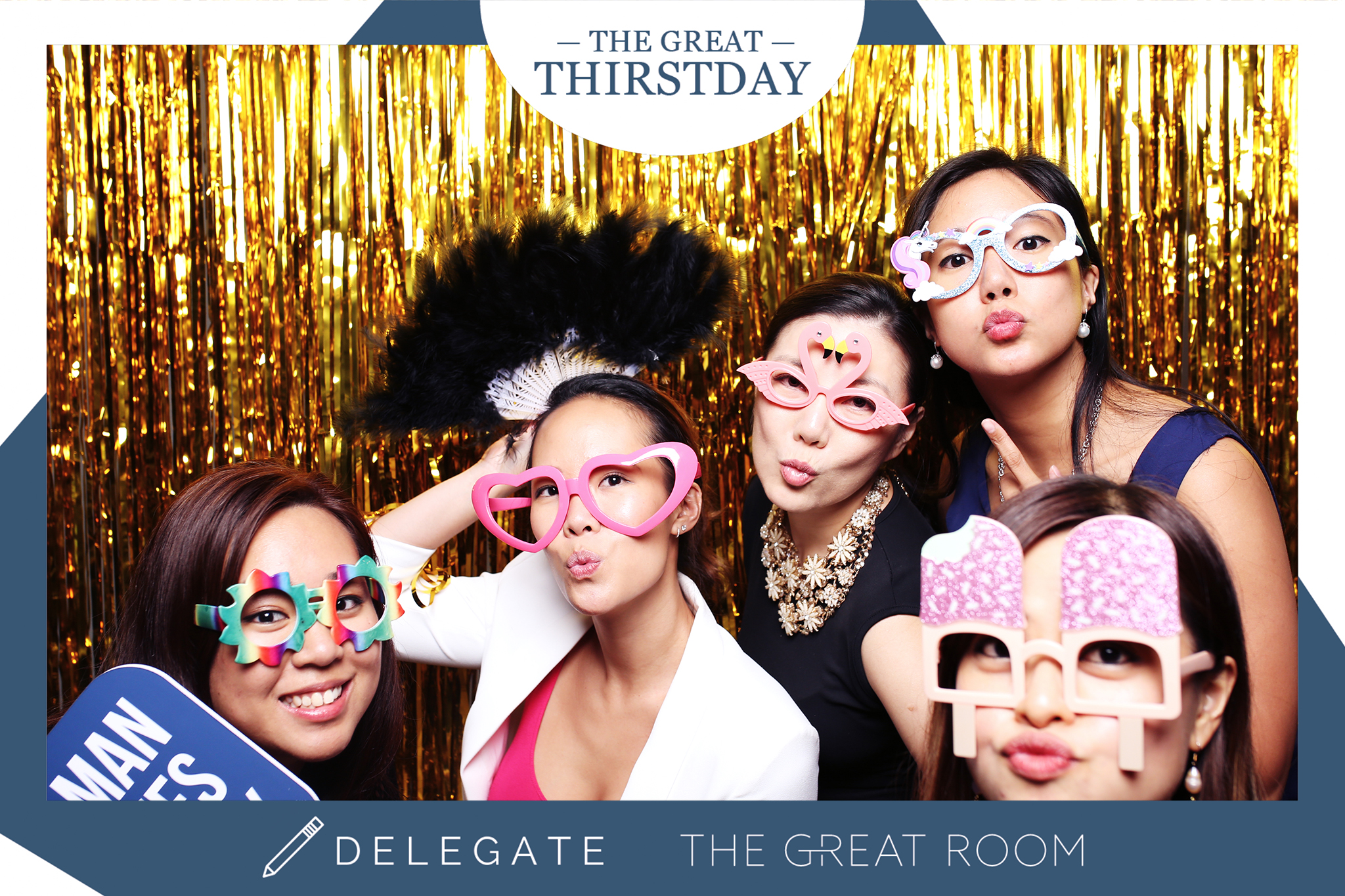 Delegate x The Great Thirstday9
