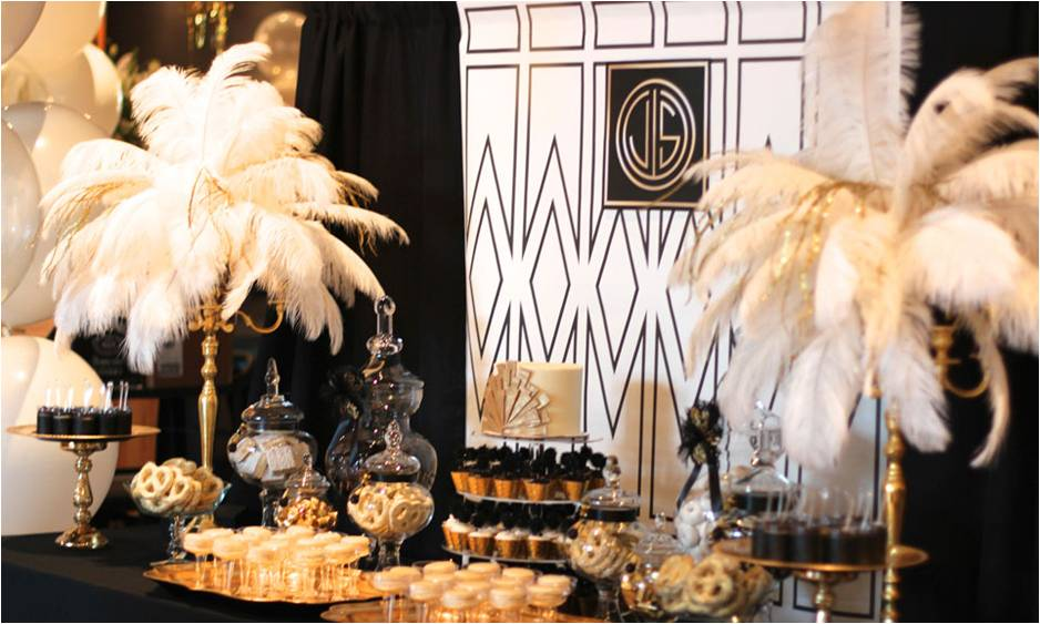 The Great Gatsby Themed Party16