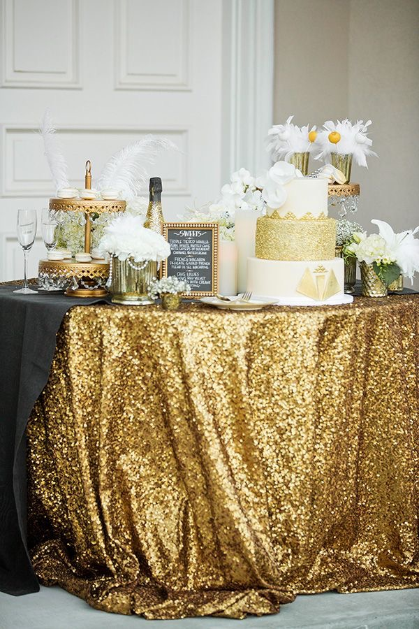 The Great Gatsby Themed Party3