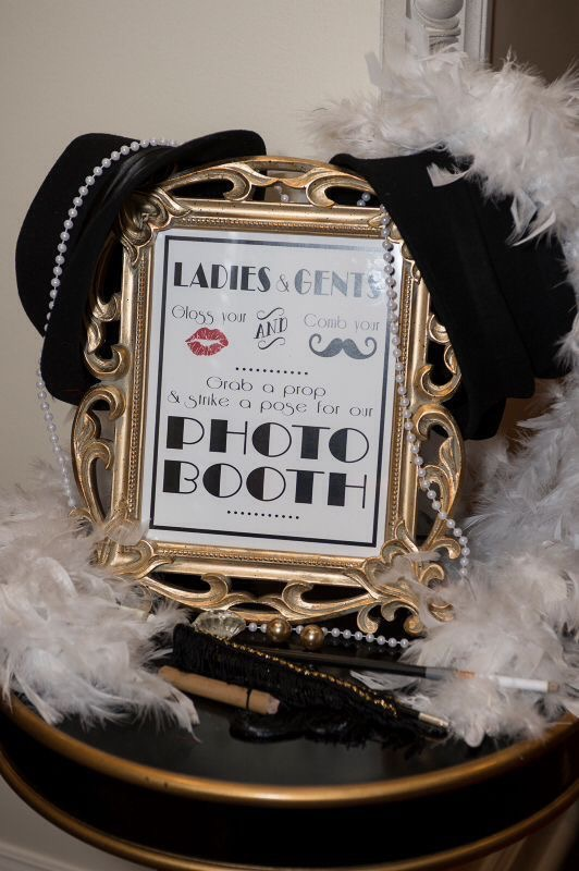 The Great Gatsby Themed Party8