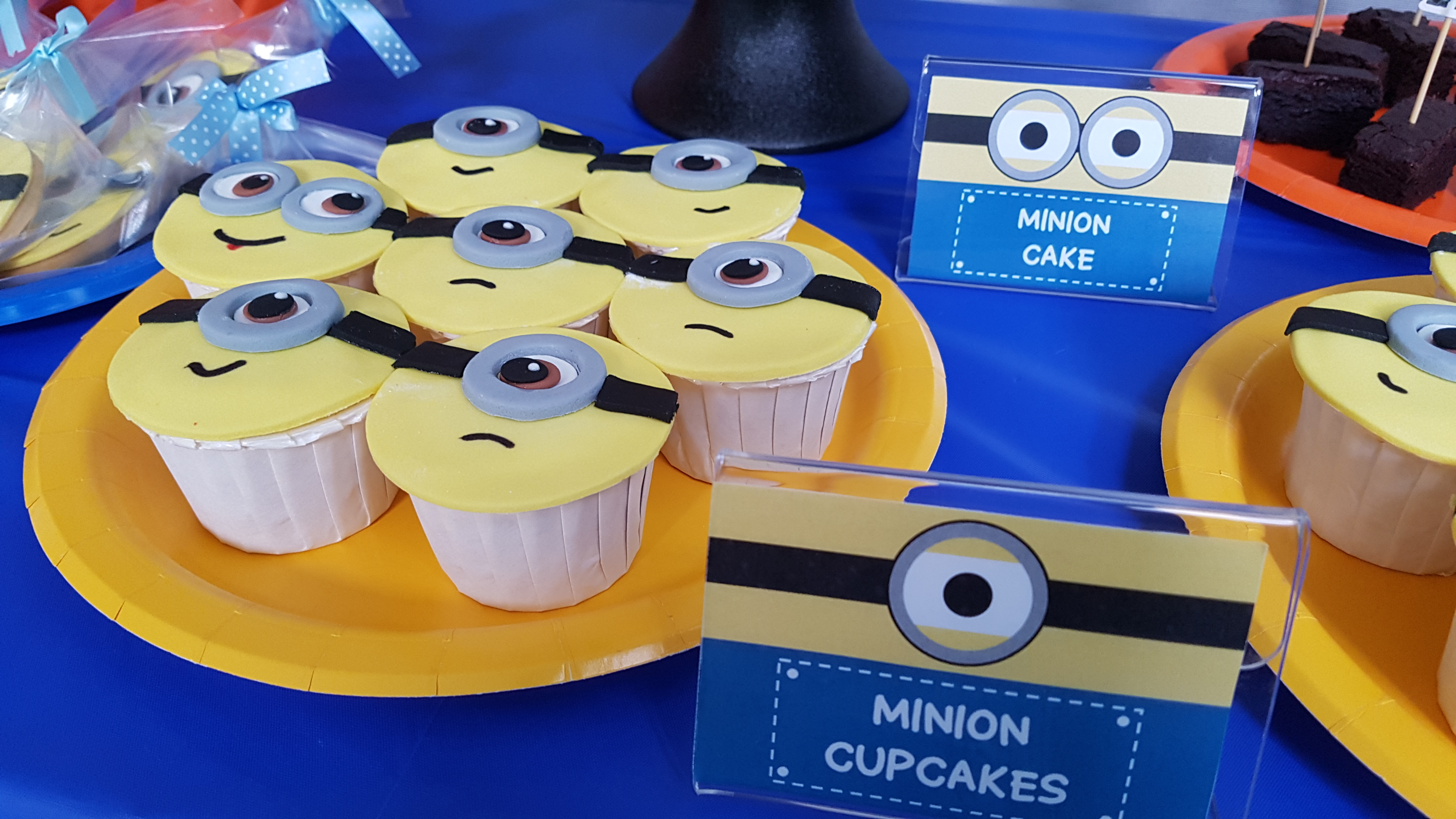 Jonathans 2nd Minion Themed Birthday Party Delegate