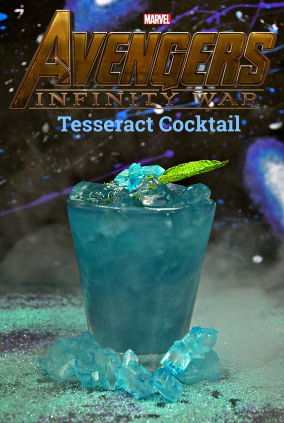 Tesseract Cocktail